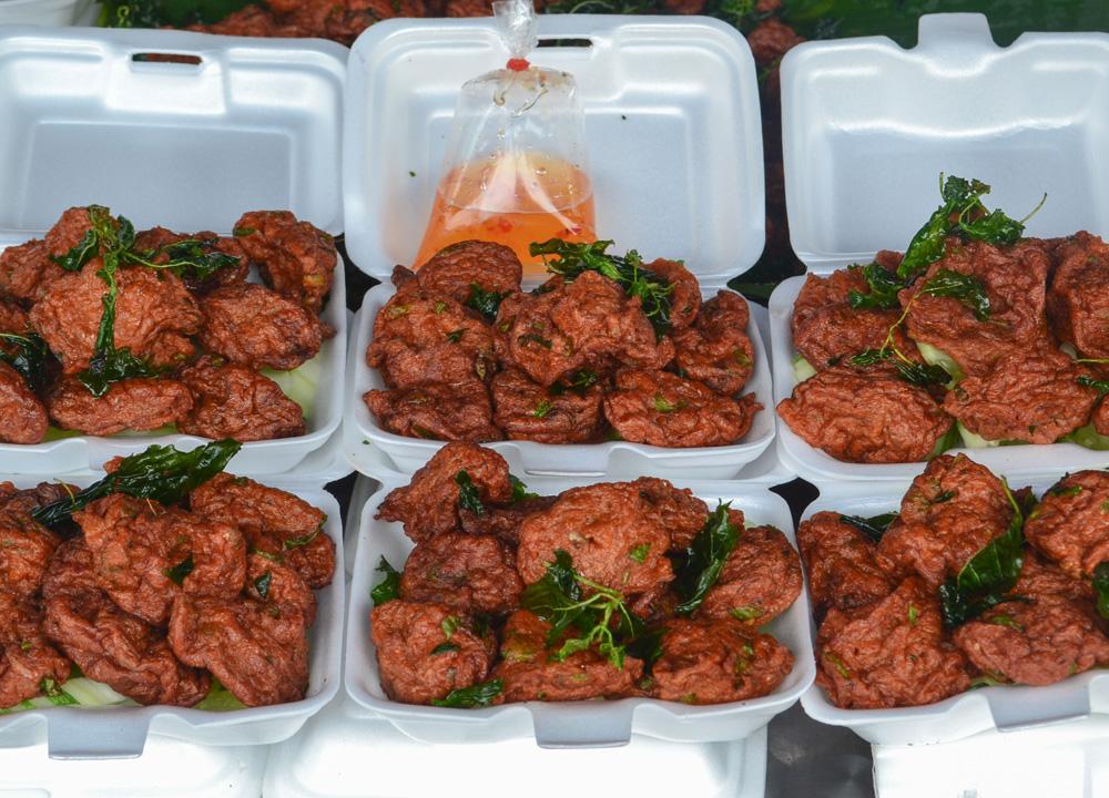 Thai Coconut Fish Cakes