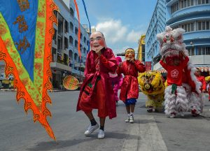 Chinese New Year, Bangkok to Malaysia by Train Padang Besar Penang Butterworth