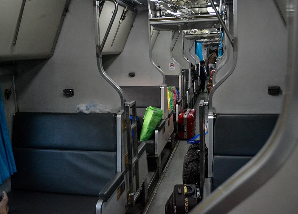 Bangkok To Malaysia By Train And Forward To Penang