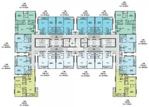 Wind Sukhumvit Floor Plan, Buying a Condo in Bangkok Thailand, Southeast Asia