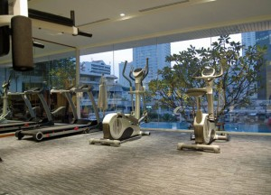 Sukhumvit Gym, Expats Cost of Living in Bangkok Thailand