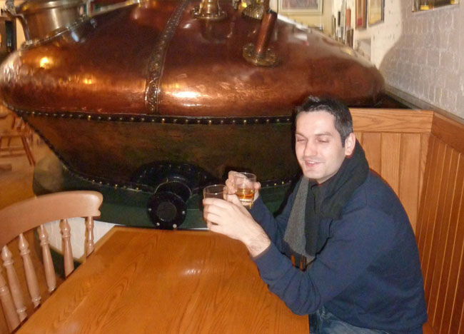 Allan Wilson, Whisky Drinker, Travel Blogging Travel Blog Interviews