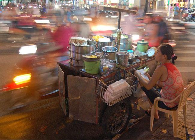 Getting Around Ho Chi Minh City Centre (Vietnam)