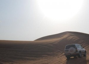 Dubai Desert Dune Bashing, Two Day Dubai Stopover, Emirates (UAE)