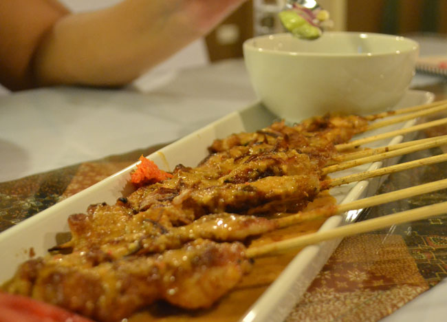Sate Skewers, Top 50 Foods of Asia, Asian Food Guide