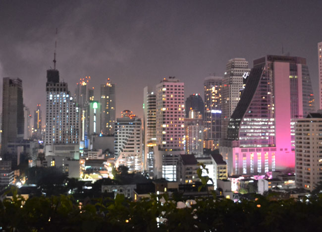 Sukhumvit Views, Cost of living in Bangkok on a budget, Sukhumvit area