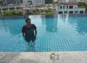 Swimming Pool, Living the Dream Life in Southeast Asia, Bangkok Nomads