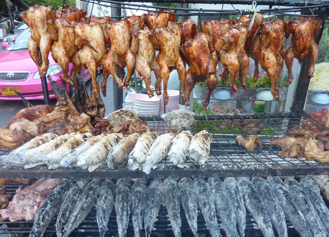 Central World Roadside Barbecues, Top 10 Bangkok Attractions, Experiences Thailand