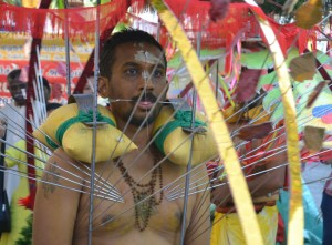 Thaipusam Festival in Penang, Best of Travel 2013 Highlights Asia