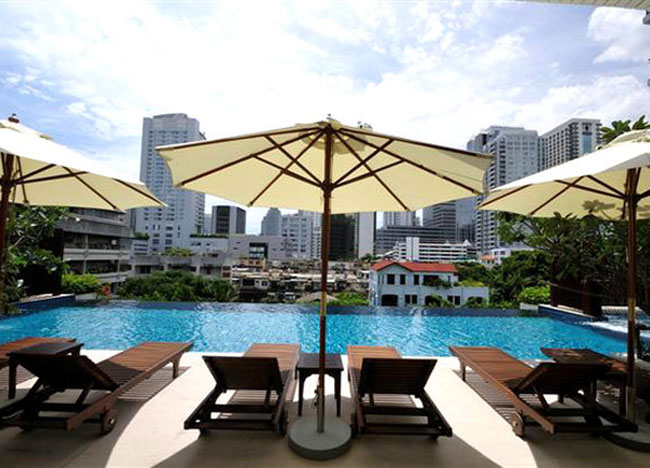 Big City Condo, Living cheap in Bangkok Thailand