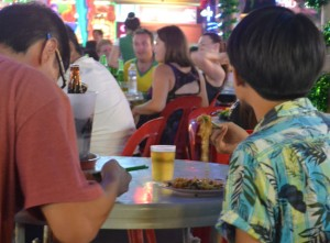 Locals and Tourists, Best Food Courts in Georgetown Penang