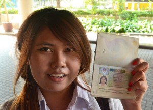 UK VISA Application. First Time Rejected. Second Time Passed. Bangkok.