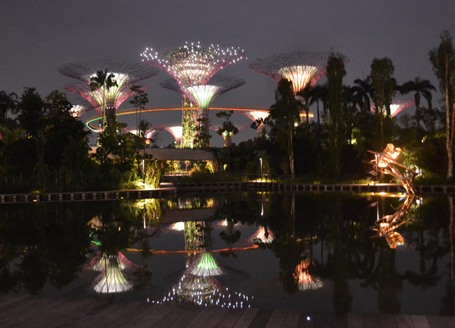 Gardens by the Bay, Why Travellers Hate Singapore? Not Asia