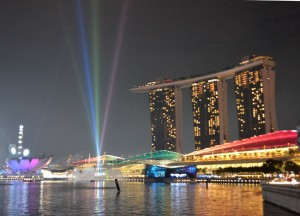 Best Design Boutique Hotels in Singapore, Marina Sands Skypark