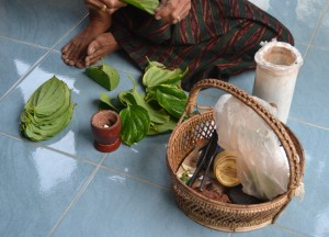 Betel Chew Kit, Living in Rural Thailand, Isaan North East Thailand
