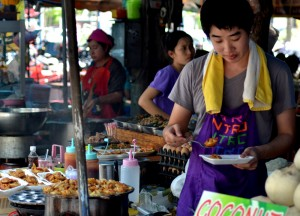 Street Food, Weekend in Bangkok 2 Days Itinerary Thailand