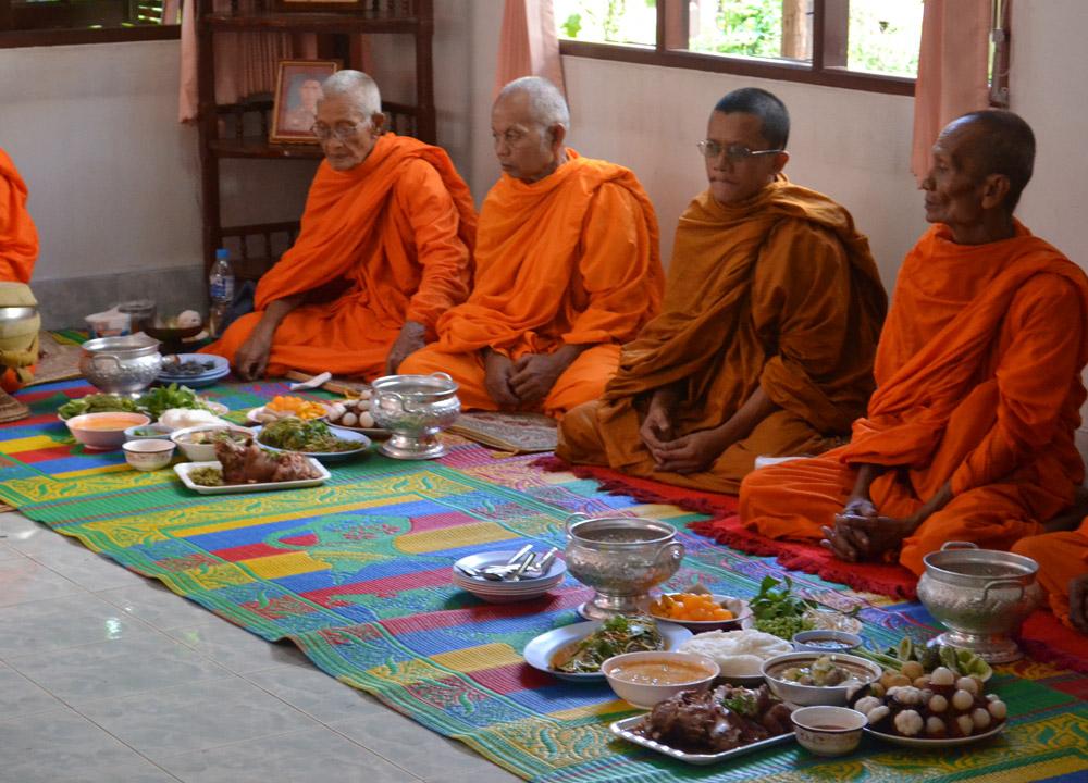 Thai Buddhist Food
