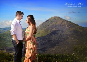 Pre-Wedding Photo Mount Batur, Best of Travel 2013 Highlights Asia