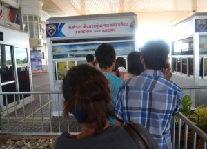 Crossing Borders, Cheapest Thai VISA Runs from Bangkok Thailand