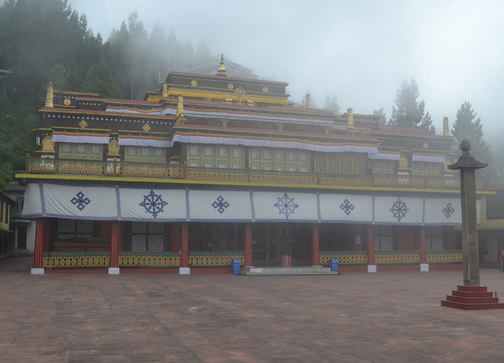 Rumtek Monastery, Top Attractions in Sikkim and Gangtok