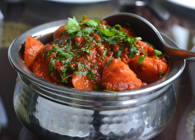 Dum Aloo Curry, Top 50 Foods of Asia, Asian Food Guide