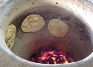 Tandoor Naan Bread, Introduction to Indian Food, Eating in India, Asia Travel