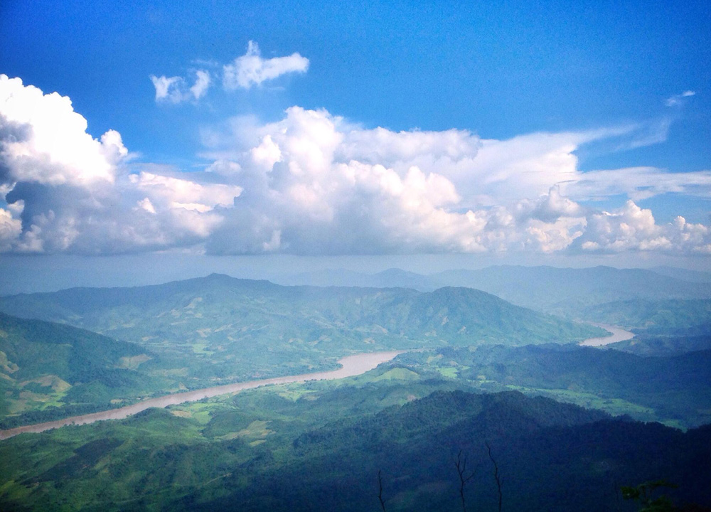 Doi Pha Tang Viewpoint, Top 10 Chiang Rai Attractions Thailand