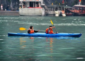 Fanfan Sea Kayaking, Best Halong Bay Overnight Cruise Tours from Hanoi