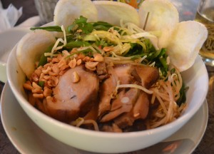 Cao Lau Noodles, Eating in Vietnam, Top 10 Vietnamese Food, SE Asia