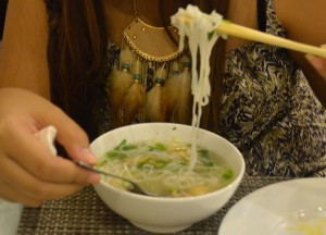 Pho Ga Chicken Soup, Eating in Vietnam, Top 10 Vietnamese Food, SE Asia