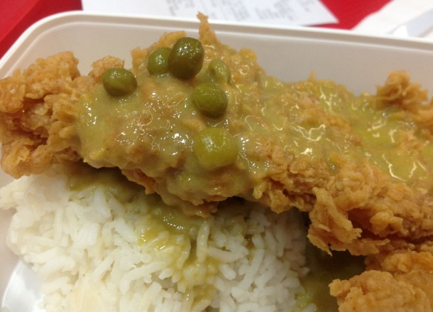 KFC Green Chicken Curry, Moving to Thailand Guide, Lifestyle Design in Bangkok