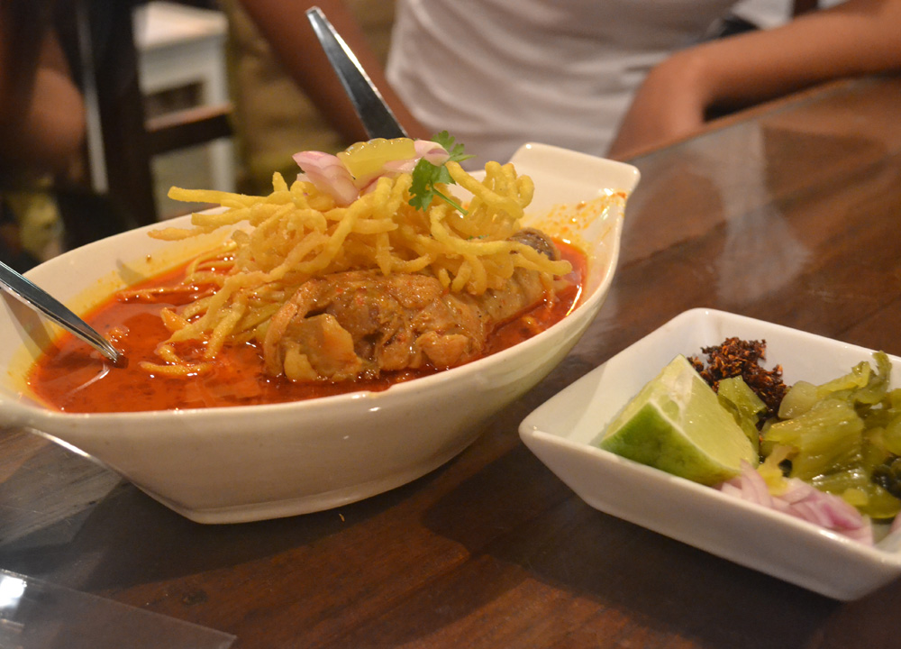 Khao Soi Curry, Top 10 Chiang Rai Attractions, Northern Thailand