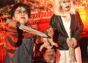 Dead Little People, Where to go Halloween in Bangkok, Route 66, RCA