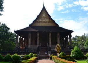 Haw Pha Kaew Temple, Vientiane City Tour, Things to do in Laos