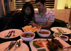 Eating at India Today, Best Indian Restaurants in Bangkok Sukhumvit Area