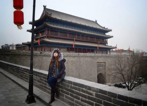 South Gate of Xian City, Top Attractions in Xian China (Shaanxi)