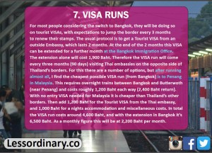 Living in Bangkok eBook | Cheap VISA Runs