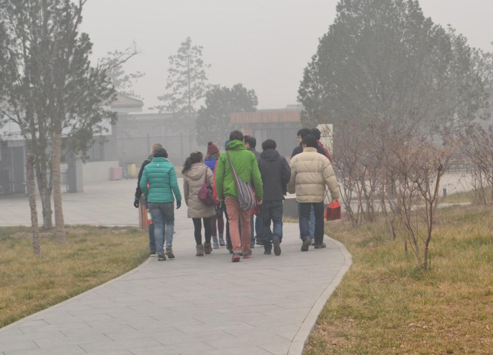 Tour Group Size, Terracotta Warriors Tour in Xian China