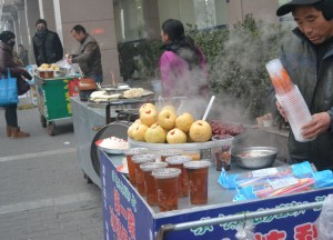 Hot Juice to Keep Warm, Top 10 Chinese Street Food in China, Xian
