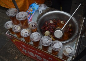 Hot Pear and Prune Juice, Top 10 Chinese Street Food in China, Xian