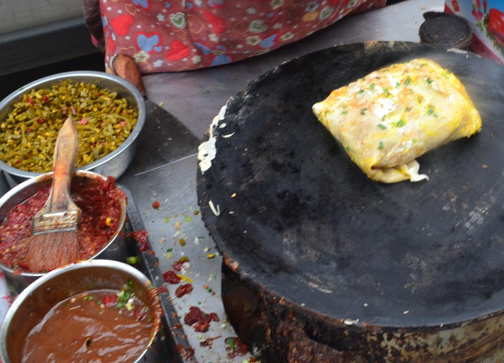 China Street Food Cost