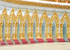 U Min Thonze Cave, Best Mandalay Day Tour by Taxi (Myanmar)