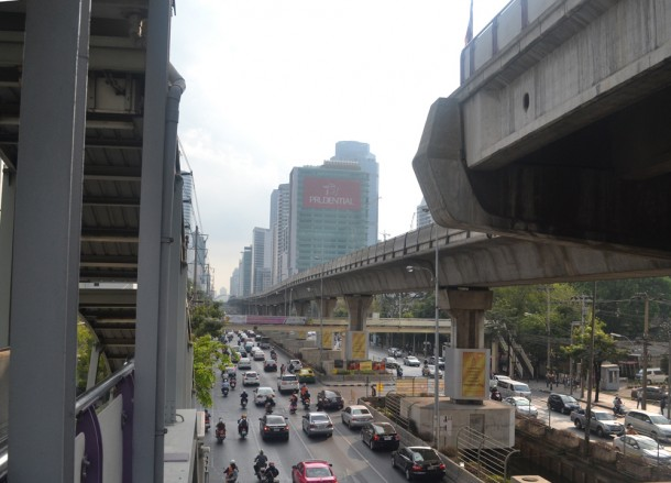 Surasak Skytrain Station, Jewellery Shopping in Bangkok