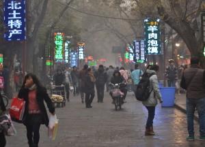 Beiyuanmen Street Xian, Top Attractions in Xian China (Shaanxi)