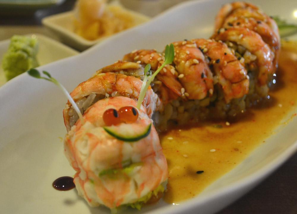 Isao Sushi Restaurant Bangkok S Best Sushi Bar