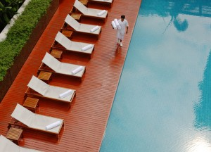 Metropolitan Hotel Swimming Pool, Top 10 boutique hotels in bangkok thailand
