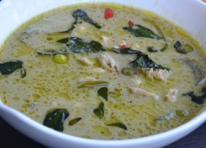Thai Green Sweet Curry, Top 5 Thai Curries, Popular Curries in Thailand