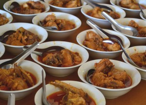 Myanmar Curry Feast on Mount Popa Tour from Bagan, Myanmar