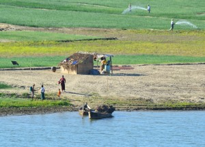 Local Life on Irrawaddy River, Two Days in Bagan and Mount Popa, Myanmar