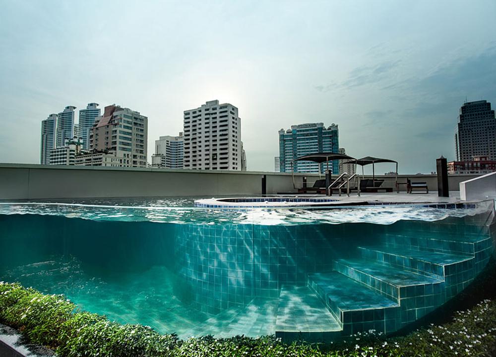 Top 10 boutique hotels in bangkok sukhumvit silom riverside - Hotels with saltwater swimming pools ...
